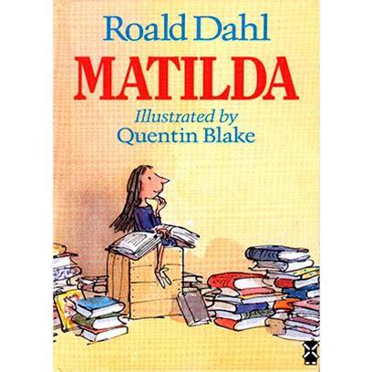 Book Review: Matilda, by Roald Dahl A Bookworms Musing